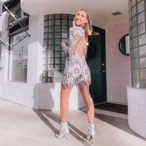 FL&L Etoile Mini Dress